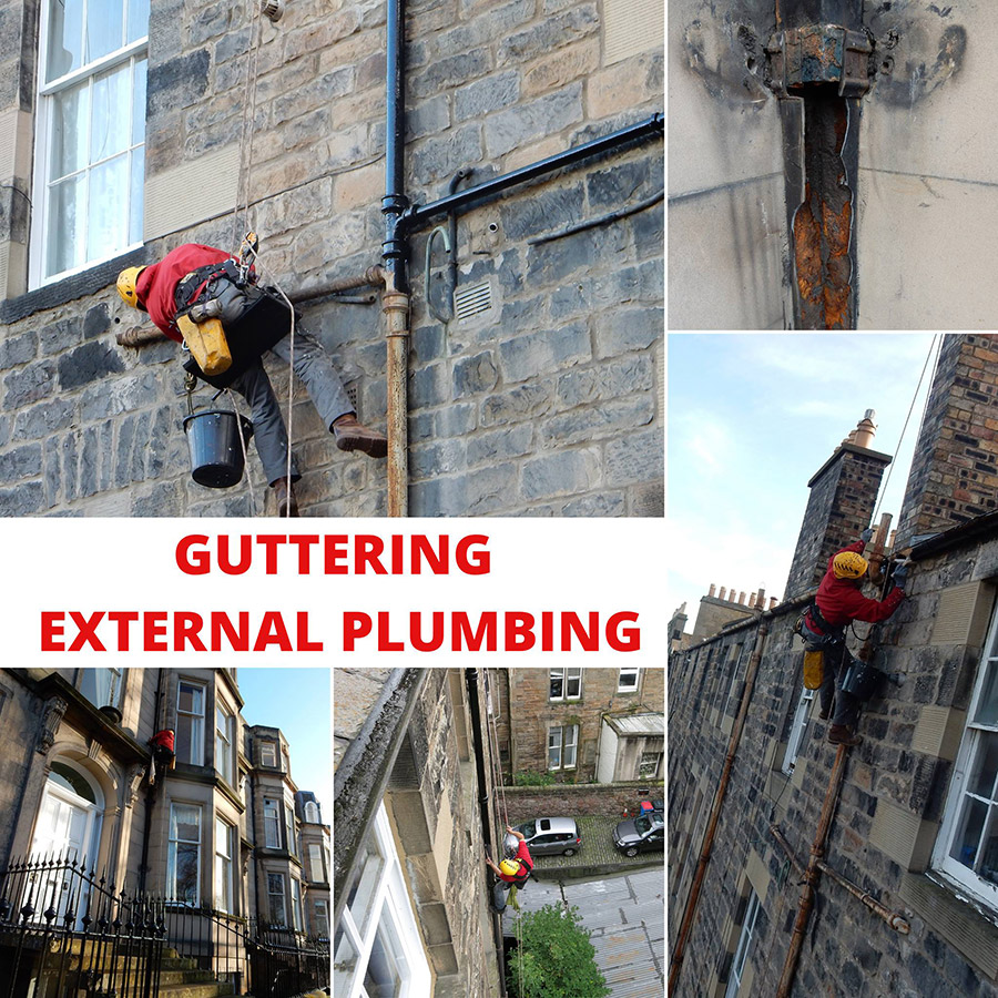 Gutter Repairs Edinburgh Amp The Lothians
